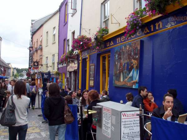 Afternoon in Galway