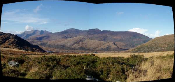 View in Killarney National Par